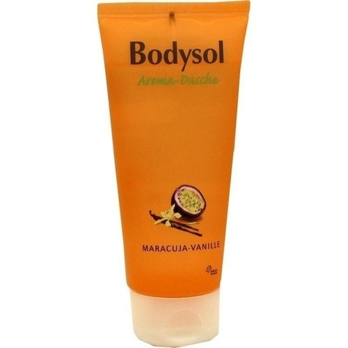 Bodysol Aroma-Duschgel Maracuja-Vanille, 100 ML, Omega Pharma Deutschland GmbH
