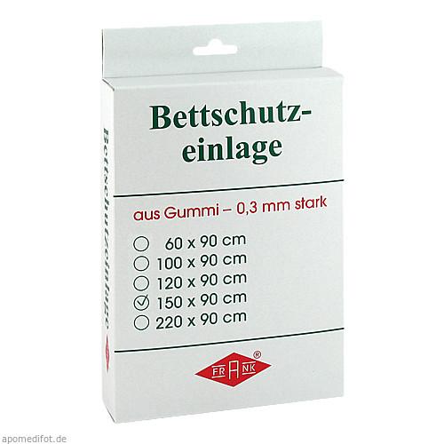 BETTEINL FRA GUMM 150X90 W, 1 ST, Büttner-Frank GmbH