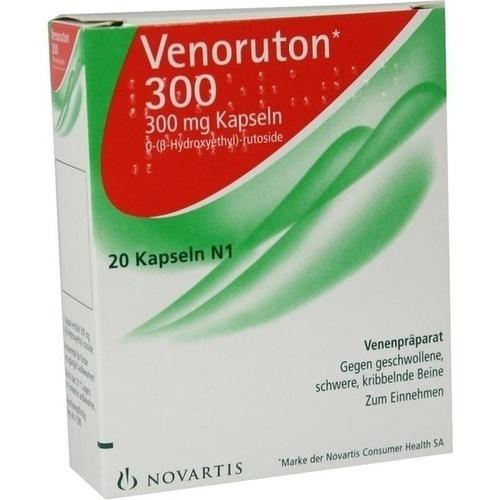 VENORUTON 300, 20 ST, Emra-Med Arzneimittel GmbH