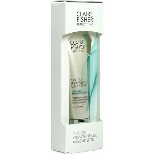 CLAIRE FISHER Perfect Time Silk Augenpflege, 15 ML, STADA GmbH