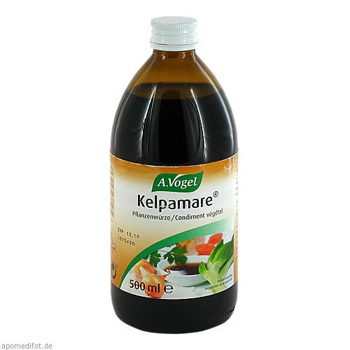 A.Vogel Kelpamare flüssig, 500 ML, Kyberg Pharma Vertriebs GmbH