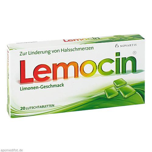 LEMOCIN Lutschtabletten, 20 ST, GlaxoSmithKline Consumer Healthcare