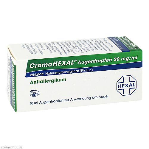 CROMOHEXAL, 10 ML, HEXAL AG