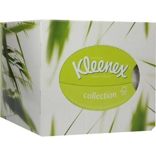 Kleenex Kosmetiktücher Collection, 56 ST, Kimberly-Clark GmbH