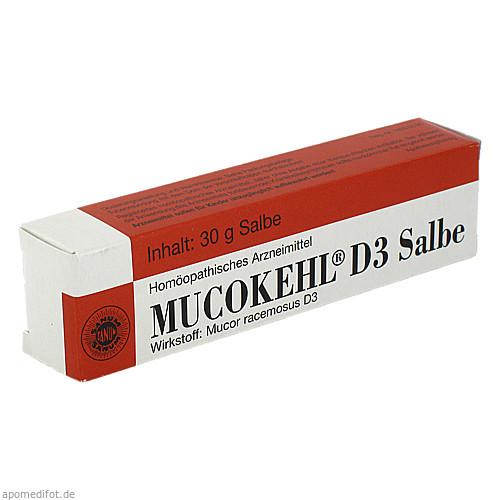 MUCOKEHL D 3, 30 G, Sanum-Kehlbeck GmbH & Co. KG