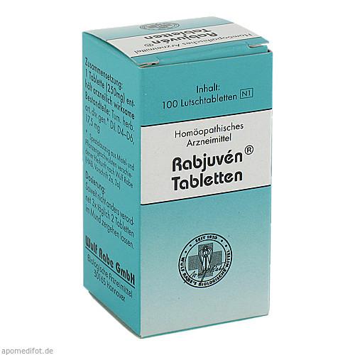 RABJUVEN Tabletten, 100 ST, Adjupharm GmbH