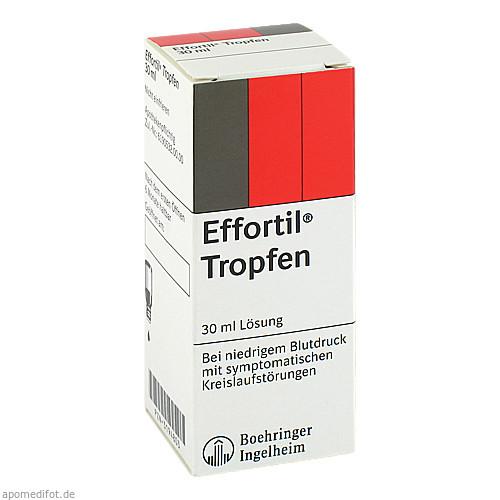 EFFORTIL TROPFEN, 30 ML, Sanofi-Aventis Deutschland GmbH