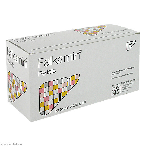 FALKAMIN BTL, 30 ST, Dr. Falk Pharma GmbH