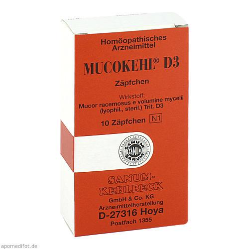 MUCOKEHL D 3, 10 ST, Sanum-Kehlbeck GmbH & Co. KG