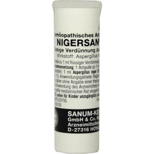 NIGERSAN D 5, 1X1 ML, Sanum-Kehlbeck GmbH & Co. KG