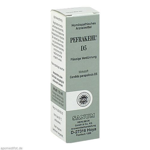 PEFRAKEHL D 5, 10 ML, Sanum-Kehlbeck GmbH & Co. KG