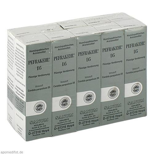 PEFRAKEHL D 5, 10X10 ML, Sanum-Kehlbeck GmbH & Co. KG