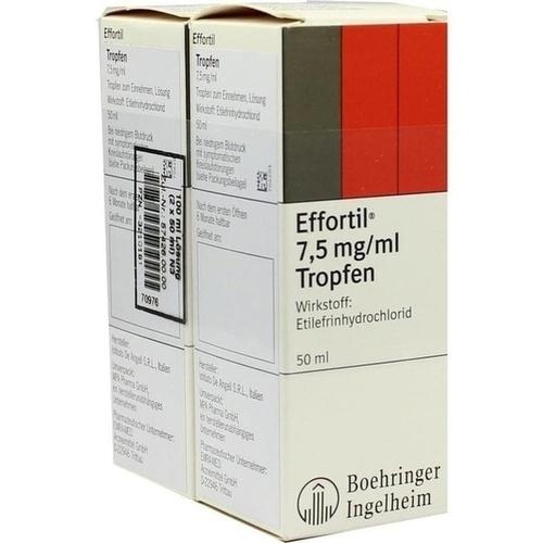 Effortil Lösung zum Tropfen, 100 ML, Emra-Med Arzneimittel GmbH