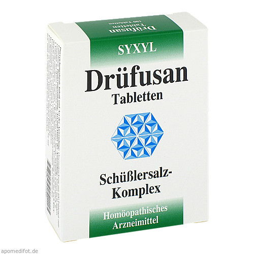 Drüfusan Tabletten Syxyl, 100 ST, MCM KLOSTERFRAU Vertr. GmbH