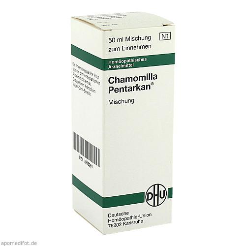 CHAMOMILLA PENTARKAN, 50 ML, Dhu-Arzneimittel GmbH & Co. KG