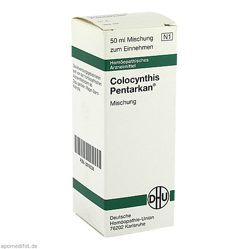 COLOCYNTHIS PENTARKAN, 50 ML, Dhu-Arzneimittel GmbH & Co. KG