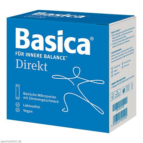 Basica direkt - Basische Mikroperlen, 30X2.8 G, Protina Pharmazeutische GmbH
