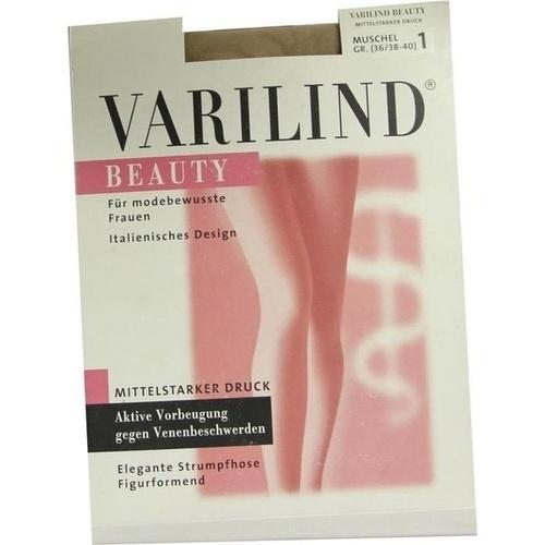 Varilind Beauty Hose Muschel 1, 1 ST, Paracelsia Pharma GmbH