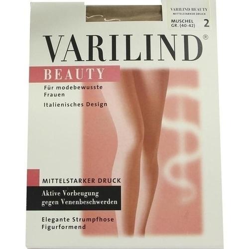 Varilind Beauty Hose Muschel 2, 1 ST, Paracelsia Pharma GmbH