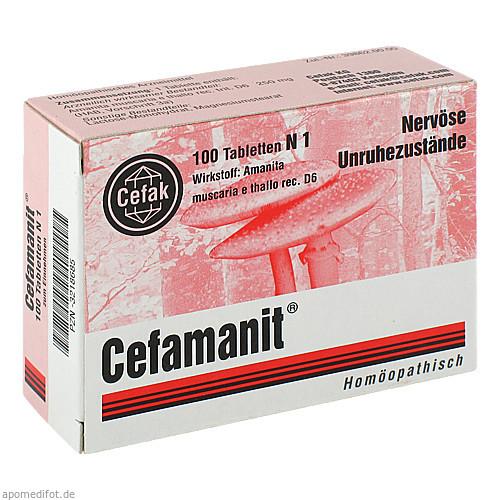 Cefamanit, 100 ST, Cefak KG