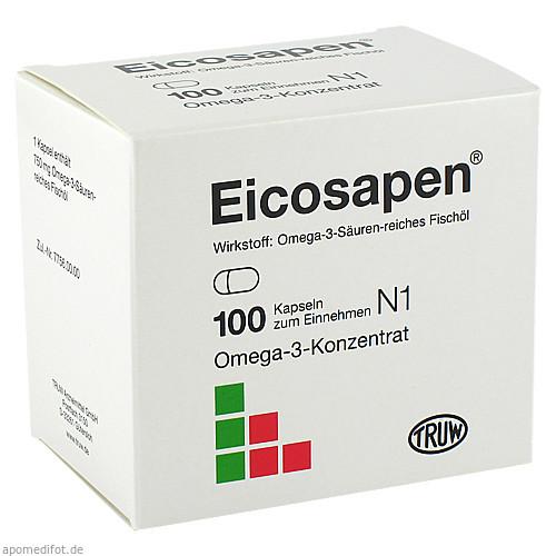 EICOSAPEN, 100 ST, Med Pharma Service GmbH