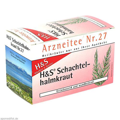 H&S SCHACHTELHALMKRAUT, 20 ST, H&S Tee - Gesellschaft mbH & Co.