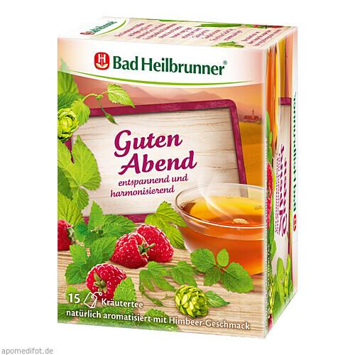 BAD HEILBR GUT ABEN KRAEUT, 15X2.0 G, Bad Heilbrunner Naturheilm. GmbH & Co. KG
