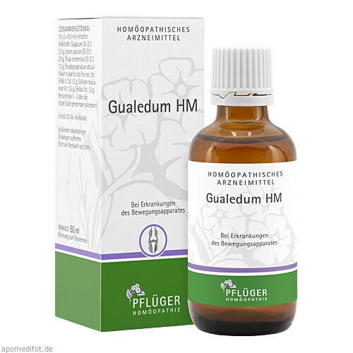 Gualedum HM, 50 ML, Homöopathisches Laboratorium Alexander Pflüger GmbH & Co. KG