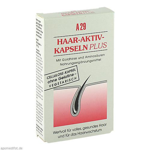 A29 Haar-Aktiv-Kapseln plus, 30 ST, Alsitan GmbH