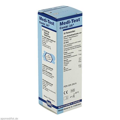 MEDI TEST COMBI 3A, 50 ST, Macherey-Nagel GmbH & Co. KG