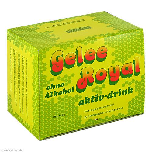 GELEE ROYAL AKTIV DRINK, 20X10 ML, Wolting GmbH