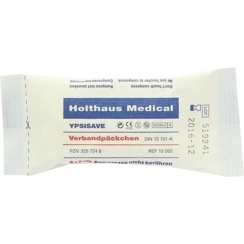 VERBAN PAECK YPSISAVE KLEI, 1 ST, Holthaus Medical GmbH & Co. KG