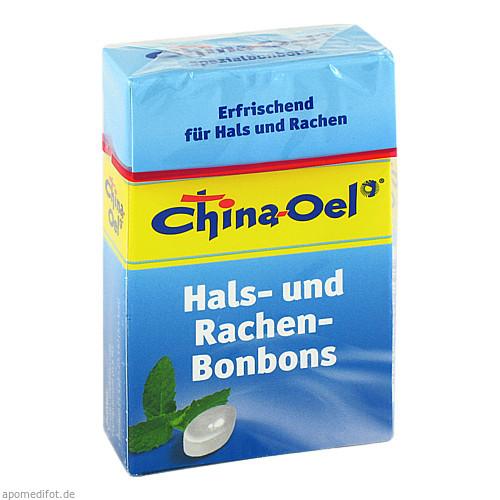 CHINA ÖL Hals- u.Hustenbonbons, 40 G, BIO-DIAET-BERLIN GmbH