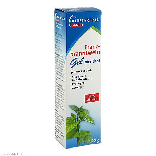 Klosterfrau Franzbranntwein Gel, 100 G, MCM KLOSTERFRAU Vertr. GmbH