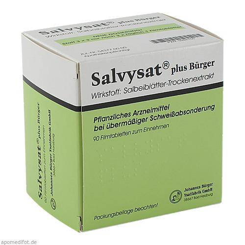 Salvysat plus Bürger, 90 ST, Johannes Bürger Ysatfabrik GmbH