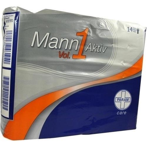 PARAM MANN Aktiv Vol.1, 14 ST, Param GmbH