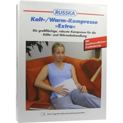KALT HEISS KOMPRESSE EXTRA 30X18cm, 1 ST, RUSSKA LUDWIG BERTRAM GMBH