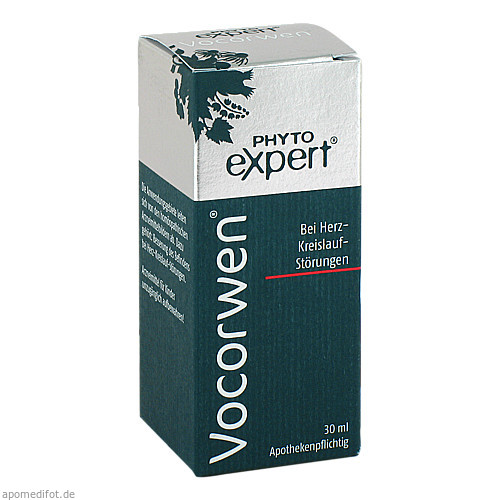 Vocorwen, 30 ML, Weber & Weber GmbH & Co. KG