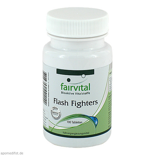 Flash Fighters, 100 ST, Fairvital B. V.