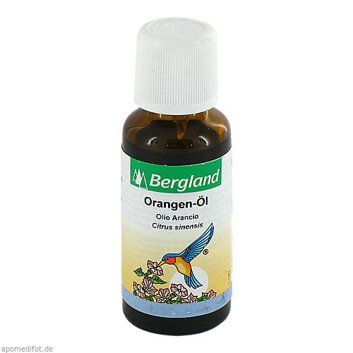 Orangen Öl Süss, 30 ML, Bergland-Pharma GmbH & Co. KG