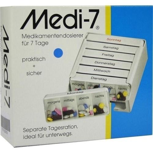 Medi-7 blau, 1 ST, Hans-H.Hasbargen GmbH & Co. KG