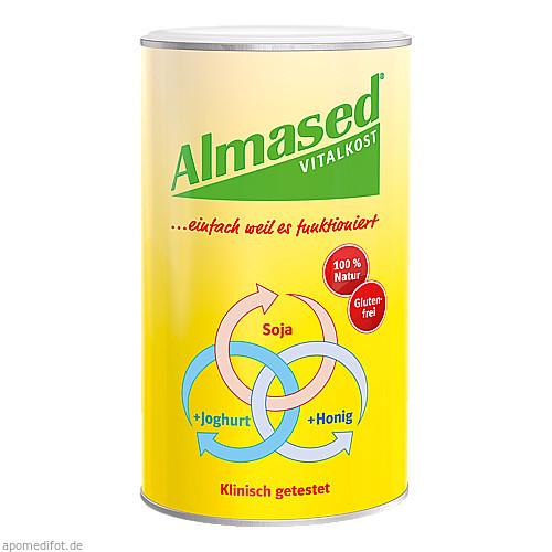 Almased Vitalkost/Pflanz K, 500 G, Almased Wellness GmbH