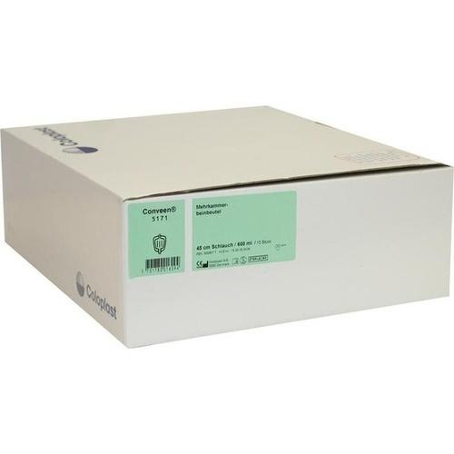 CONVEEN BEIN 600 45 steril 5171, 10 ST, Coloplast GmbH