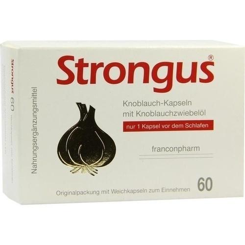 STRONGUS, 60 ST, Franconpharm Arzneimittel Europe Ltd