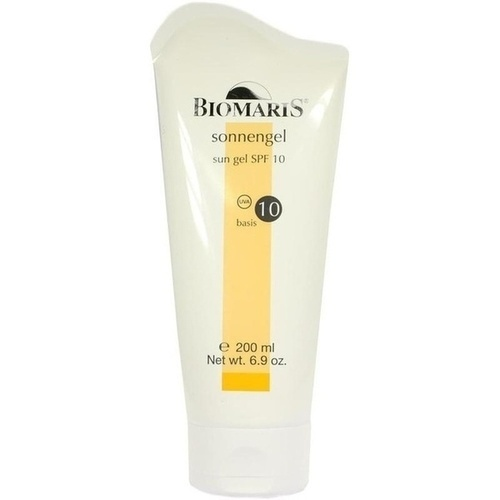 BIOMARIS sonnengel LSF 10, 200 ML, Biomaris GmbH & Co. KG