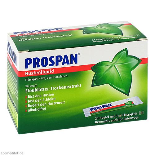 PROSPAN Hustenliquid, 21X5 ML, Engelhard Arzneimittel GmbH & Co. KG