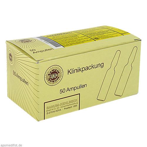 CITROKEHL, 50X2 ML, Sanum-Kehlbeck GmbH & Co. KG