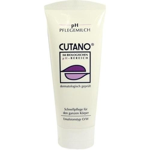 CUTANO PFLEGEMILCH, 200 ML, Dermapharm AG