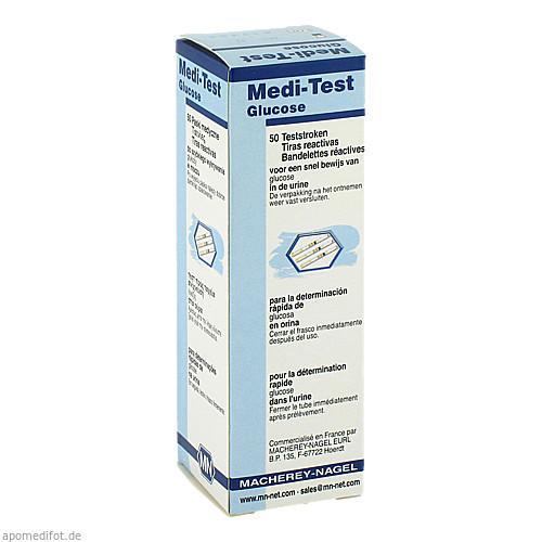 MEDI TEST GLUCOSE, 50 ST, Macherey-Nagel GmbH & Co. KG