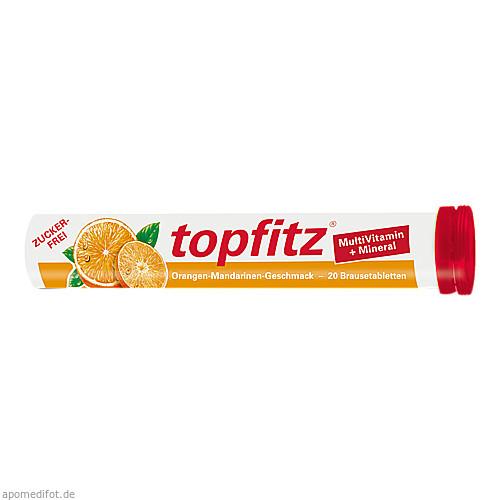 TOPFITZ MULTIVIT + MINERAL, 20 ST, Hermes Arzneimittel GmbH